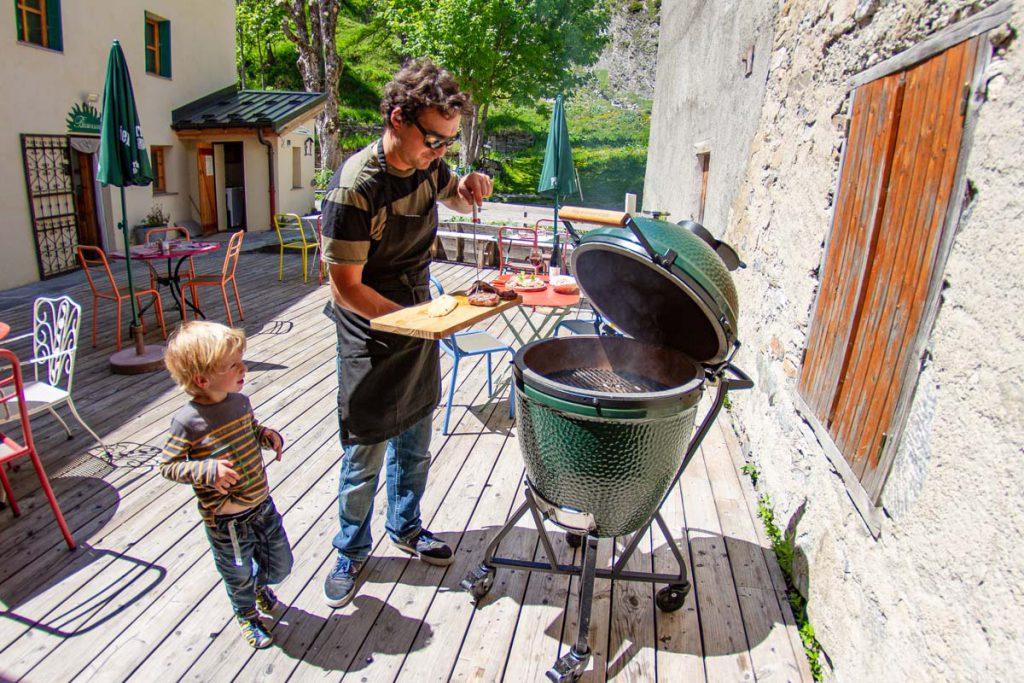 terassebarbecue